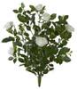 """P-17004628"""" White Rose Flower"""