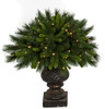 "30"" Artisan Mix Pine Urn Filler Decorative Urn Not Included"