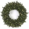 """C-162014 36"""" Allegheny Fir Wreath"""