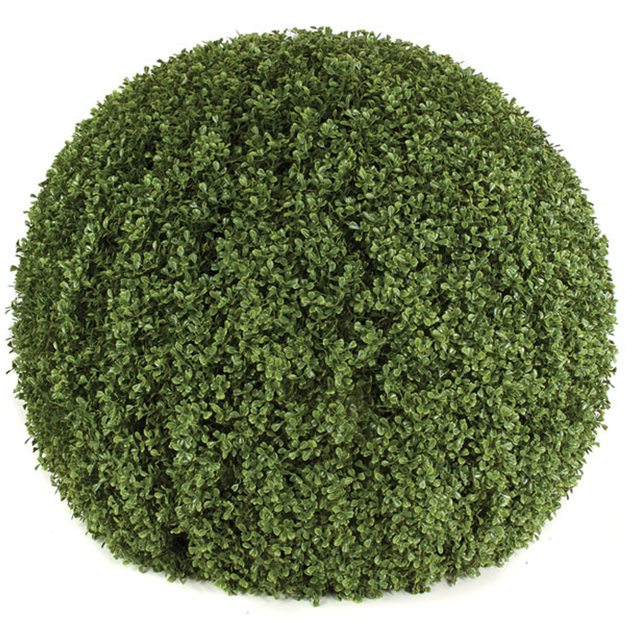 36 Width Artificial Uv Boxwood Ball Topiary Autograph Foliages