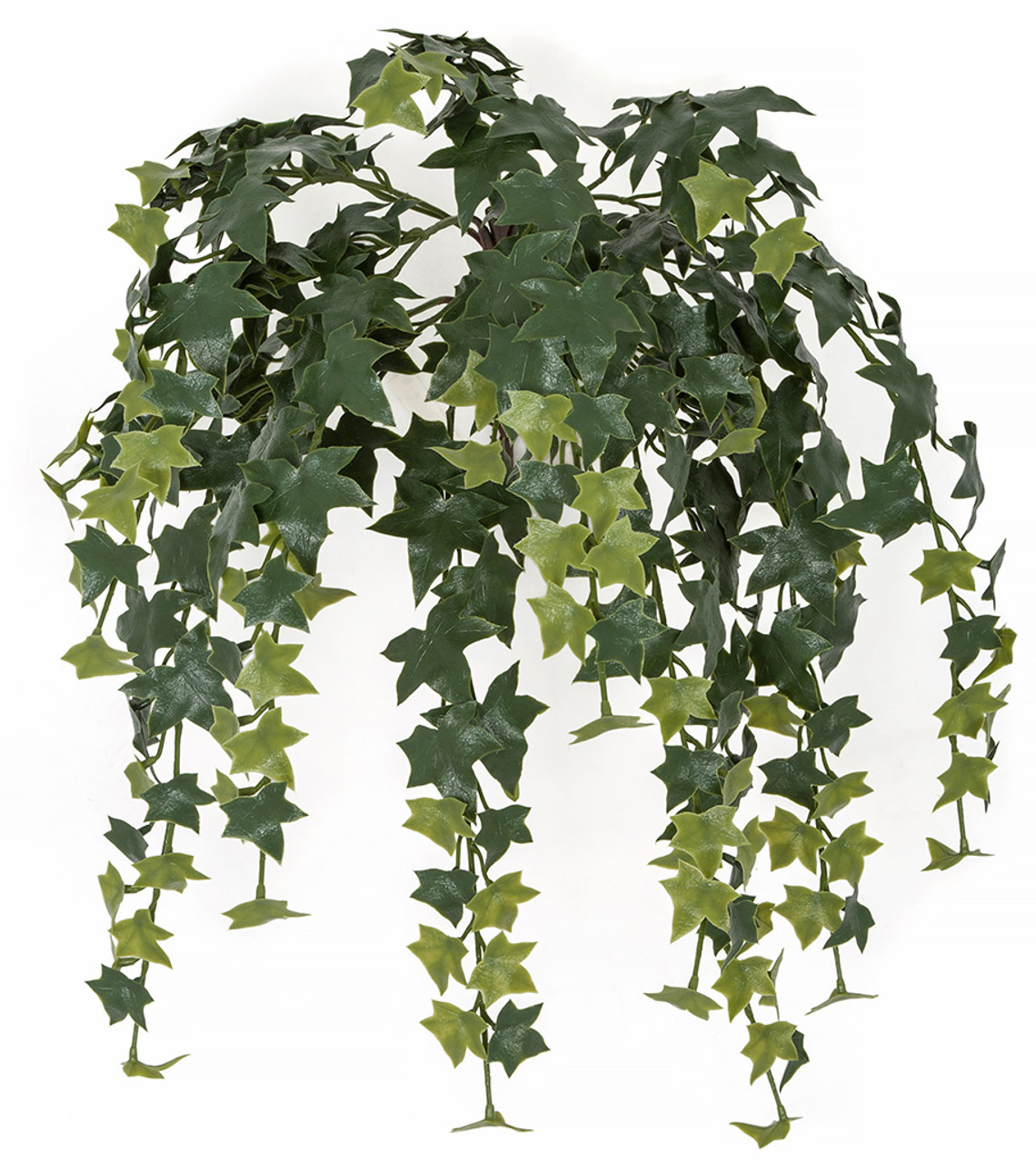 24 Inch Polyblend Outdoor Uv Hanging English Ivy Vine Autograph Foliages