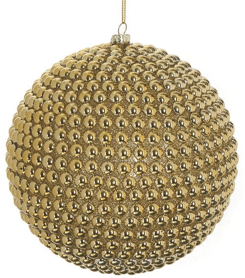 J-1601836 Inch Beaded Ball Gold
