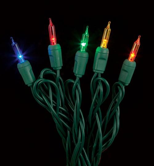 L-140410Multi-Colored Mini LED Light Strand