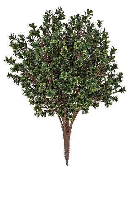"26"" Polyblend Outdoor Boxwood Bush"