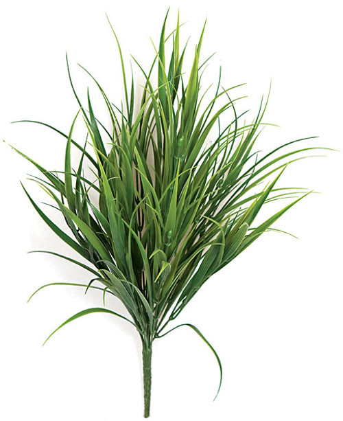 "18"" Polyblend Grass Bush