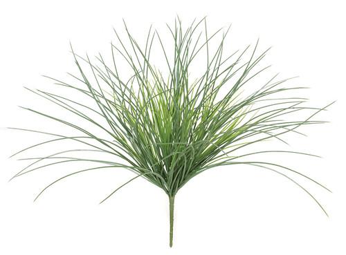 "A-144410 - Tutone Green Color19"" Onion Grass Outdoor UV Foliage"