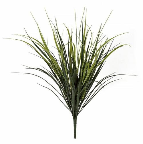 """36"""" Grass Bush Tutone Green"""