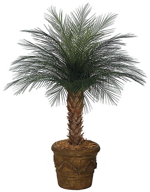 4' Areca Palm Tree x 33 FrondsOutdoor UV TrunkDecorative Pot Sold Separately