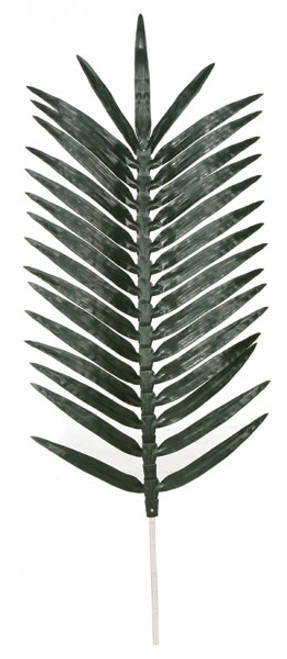 5.5 Foot Polyblend Coconut Palm Branch - 33 Leaves