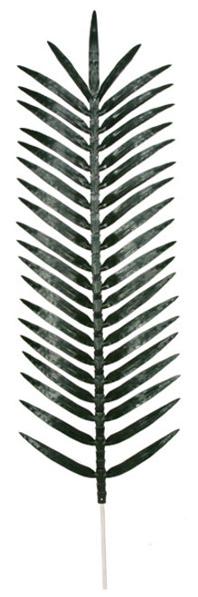 7 Foot Polyblend Coconut Palm Branch - 41 Leaves