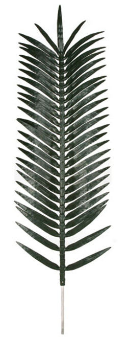 7 Foot Polyblend Coconut Palm Branch - 53 Leaves