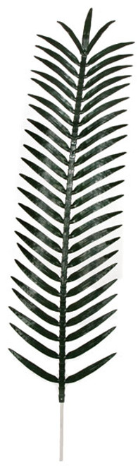 8.5 Foot Polyblend Coconut Palm Branch - 49 Leaves