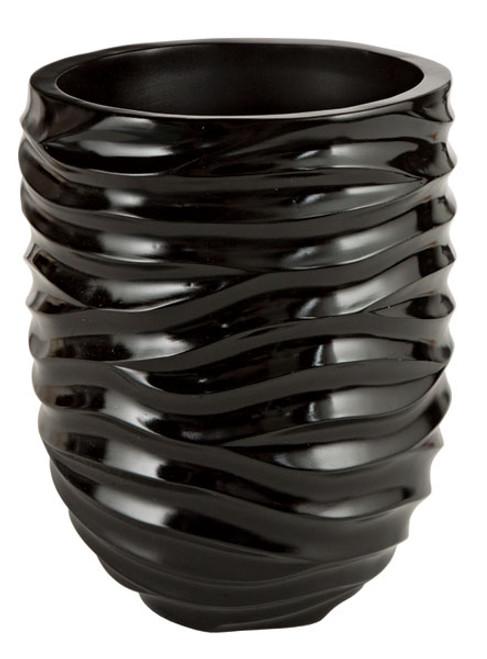 10 Inch Pot6.5 Inside Diameter8.5 Inch Inside DepthGloss Black