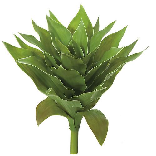 "13"" Plastic Agave Plant"