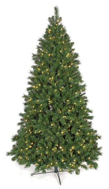 7.5'  Westford Pine TreeFluff-Free