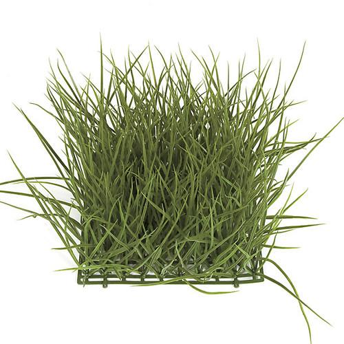 """A-100140 - 10"""" Plastic Bear Grass - 12"""" Width"""