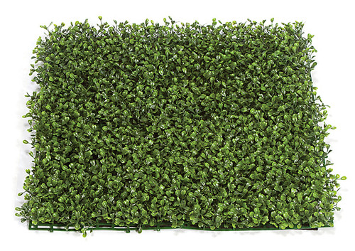 "A-50855 20"" Plastic Boxwood Mat - 2"" Height"
