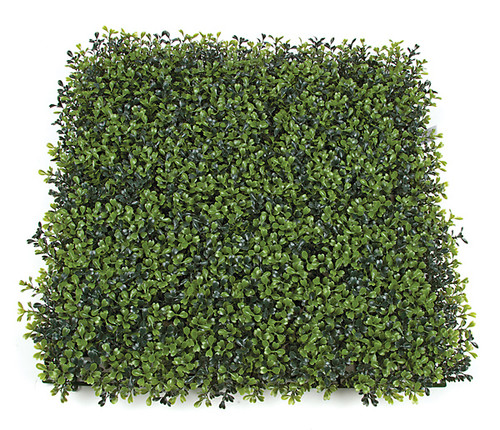 """A-042 - 20"""" Artificial American Boxwood Mat - 3"""" Height"""