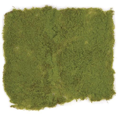 """A-135800 12"""" x 12"""" Moss Mat - Light Green"""