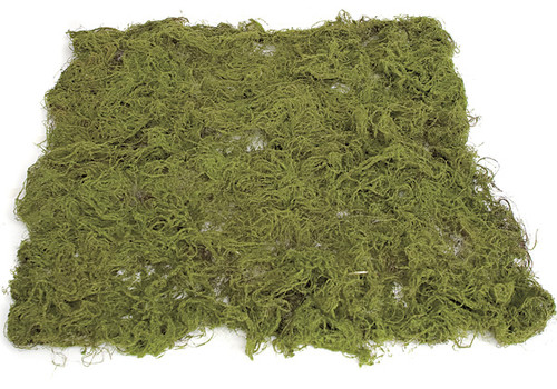 "A-112640 36"" Artificial Moss Mat"