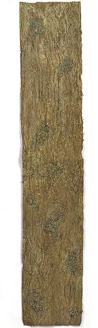 "A-5456 72"" x 13"" Artificial Birch Bark Sheet"