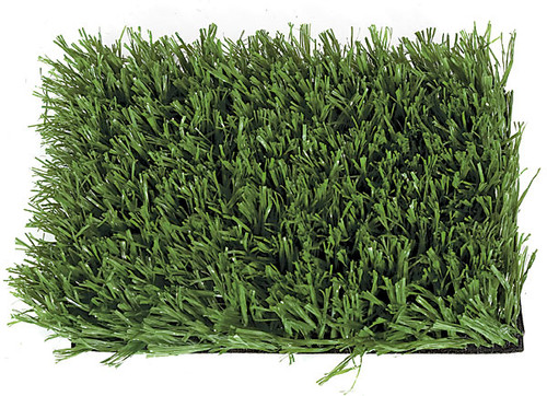 "Outdoor Sports Turf Grass - 15' Width x 2"" Height - Field Green"