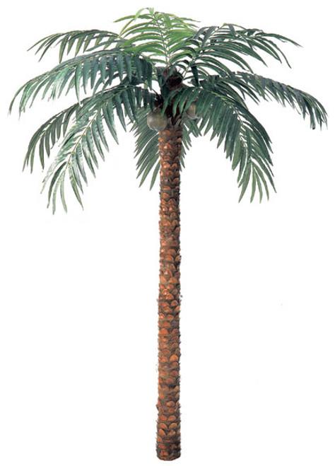 P-298 9' Coconut Palm Tree