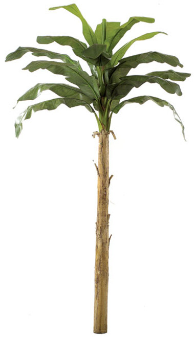 P-141340 12' Artificial Banana Palm