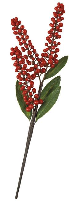 "A-16001017"" Ilex Berry SprayFreeze & Moisture Resistant Berries"