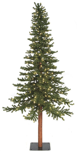C-1602048' Alpine Tree with LED Lights