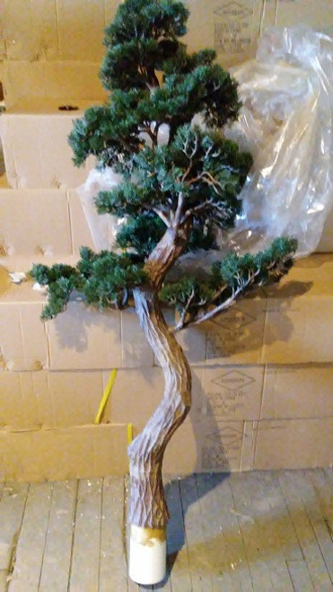 6' Bonsai Tree - No Weighted Base