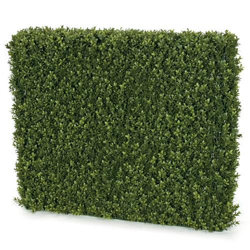 "AUV-10214037"" x 8"" x 32"" UV Rated Boxwood Hedge"