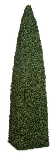 A-80950 8' Boxwood Pyramid Topiary