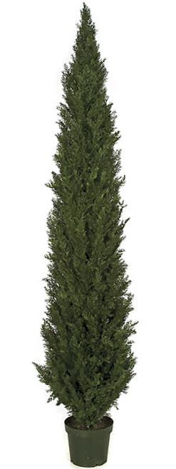 A-906909' Plastic Cedar Tree