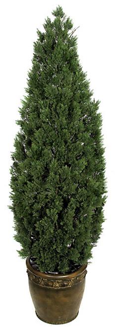 A-841866' Cedar TreeDecorative Pot Sold Separately