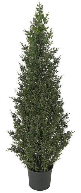 A-1603404' Plastic Cedar Tree
