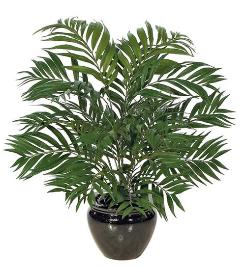 "PR-86010 - Fire Retardant30"" Areca Palm BushDecorative Pot Sold Separately"
