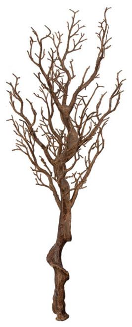 "A-13294039"" Plastic Twig BranchBrown"