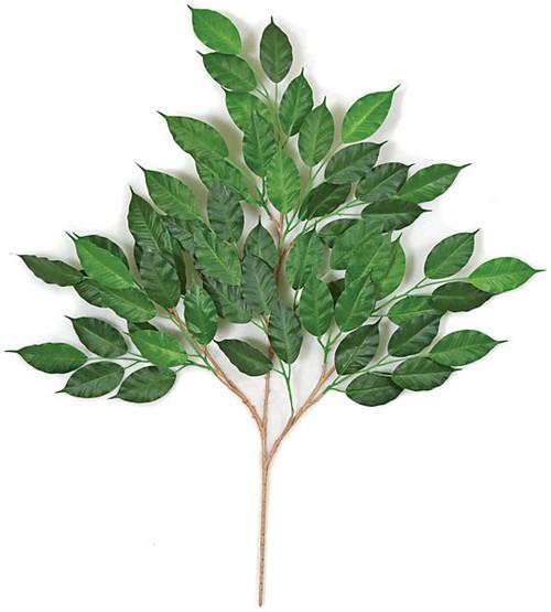 "PR-701 - Fire Retardant25"" Spring Ficus Branch"
