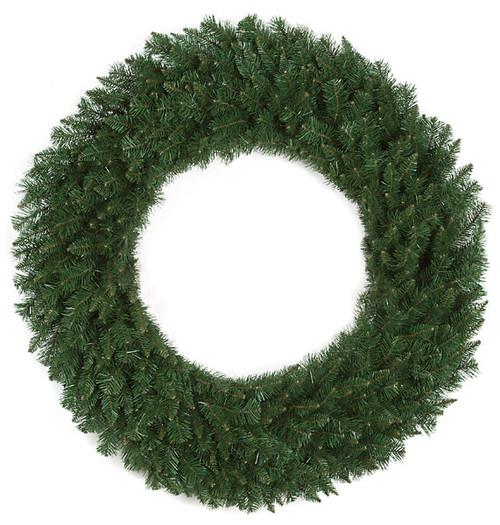 "C-13047048"" Monroe Pine Wreath with No Lights"