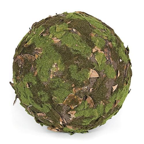 """13"""" Moss Leaf Ball"""