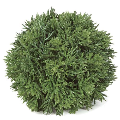 "A-1310806"" Plastic Cedar Ball Green"