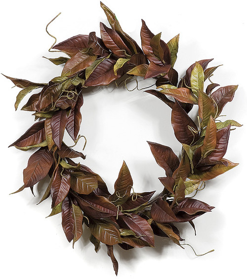 "P-7036023"" Magnolia LeafMixed Brown"