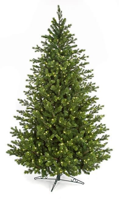 C-1713047.5' PE/PVC Deerfield Pine Tree