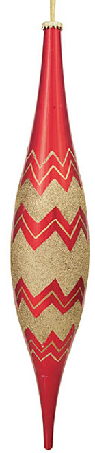 Glitter Shiny Finial