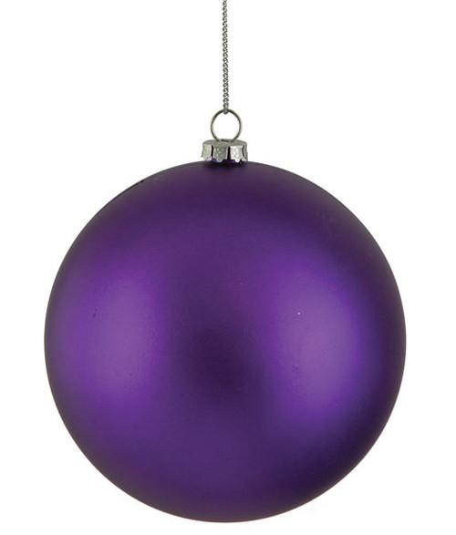 "J-1512284"" Matte Purple Ball"