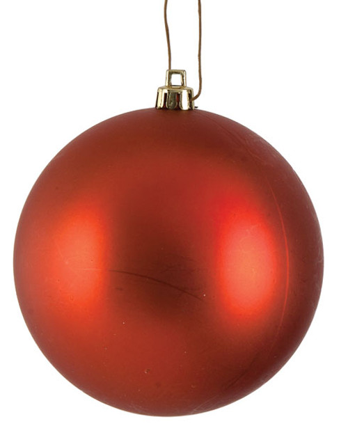 "J-1512244"" Matte Copper Ball"