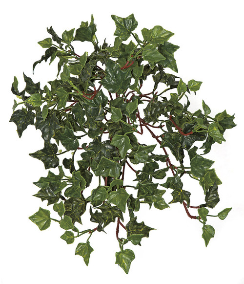 "14"" L Artificial UV English Ivy Bush"