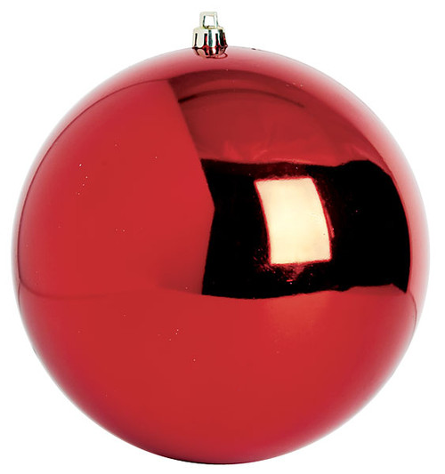 """J-1123146"""" Red Reflective Ball"""