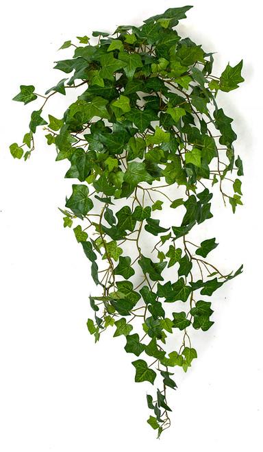 """P-180340 45"""" Hanging Sage Ivy Bush"""